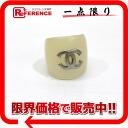》 of CHANEL CC ring ring plastic Shell origin for 《