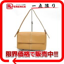 Burberry leather semi-shoulder bag beige 》 02P02Aug14 for 《