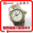 1500 タグホイヤー series professional 200M Lady's watch quartz SS X GP 955.708G 》 for 《