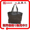 Gucci GG canvas tote bag brown 272398 》 for 《