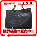 CHANEL calfskin CC chain tote bag black 》 for 《