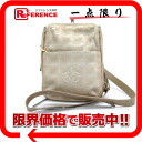 CHANEL current style bell line pochette shoulder bag beige 》 for 《