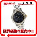 SEIKO LUCENT Lucent Lady's watch quartz SS X GP navy clockface 1F21-0G90 》 for 《