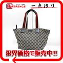 "Gucci GG canvas tote bag Navy 131230 ""response.""-02P02Aug14"