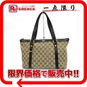 Gucci ABBEY( Abie) GG tote bag beige X dark brown 141470 》 for 《