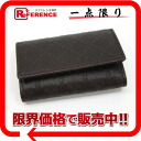 Gucci diamond leather 6-unused key holder Brown 138093 02P02Aug14? s support.""