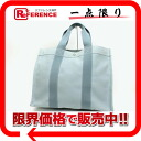 "Hermes Coke age GM Tote light blue series ""correspondence."""