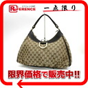 Gucci GG shoulder bag beige X brown 189833 》 for 《