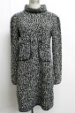 42 CHANEL 94A tweed high neck one piece black X white 》 for 《