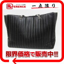 CHANEL lambskin new mademoiselle chain tote bag black A30038 》 for 《