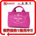 》 for 《 as well as PRADA CANAPA( カナパ) mini-tote bag fuchsia pink B2439G new article
