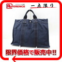 HERMES Deauville GM tote bag navy 》 for 《