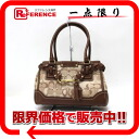 Coach signature medium carryall tote bag khaki X brown 10785 》 02P02Aug14 for 《