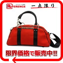 Dior hard core 2WAY mini-Boston handbag red X black 》 for 《