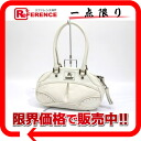 Burberry blue label leather handbag off-white 》 02P02Aug14 for 《