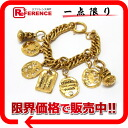 CHANEL multi-charm bracelet gold 》 for 《