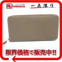 "Hermes large zip around wallet ""ASAP long silk'in"" etop silver fittings Epson O ever-s compatible."""