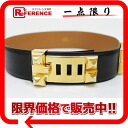 "Hermes cored cyan medal belt 68 box Cafe black gold bracket W engraved ""response."""