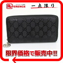 Gucci GG PIERCE (Pierce GG) GG imprimé zip around wallet black 212110? s support.""