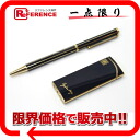 Givenchy writer & ball-point pen set navy / gold 》 for 《