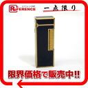 》 of dunhill roller gas cigarette lighter gold X navy origin for 《