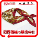 "HERMES silk scarf ""カレプリセ"" LES TUILERIES( チュルリー park) multicolored 》 02P02Aug14 for 《"