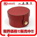 HERMES jewelry case accessory case Epson red 》 for 《