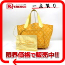 "Louis Vuitton beach line ""カバイパネマ GM"" トートバッグジョーヌ M95985 》 for 《"