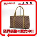Gucci GG tote bag brown X pink / beige 257302 》 02P02Aug14 for 《