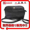 "Aigner shoulder bag black ""response.""-02P02Aug14"