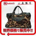 X gray 115748 》 in an anniversary of the 10th anniversary of the BALENCIAGA of commemorative limited stomach Koza city Brown line for 《