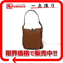 """HERMES """"マルワリ PM"""" shoulder bag avian Yong Clement's brown N 刻未使用 》 for 《"""