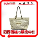 Gucci PUNCH (punch) guccissima Tote ivory 145993? s support.""