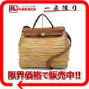 "HERMES handbag ""yell bag PM"" vibrating Havana F 刻 》 fs3gm 02P05Apr14M for 《"