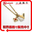 "Louis Vuitton ""bread Dan TIFF ラヴレターズ"" necklace M66803 》 02P02Aug14 for 《"