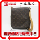 "Short shoulder bag Louis Vuitton Monogram ""museptosalsa"" M51258 ""enabled."""
