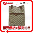 Old gucci GG plus tote bag sherry beige X brown 》 for 《