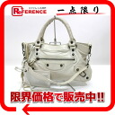 "BALENCIAGA editors bag ""the first"" white 103208 》 for 《"
