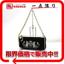 Juicy couture barrel chain shoulder bag pile black X white 》 for 《