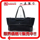"Hermes ""delimiting 43"" tote bag トワルゴエラン × ヴォースイフト Marin x black R time ""dealing."""