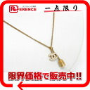 CHANEL 03A pendant necklace gold 》 for 《