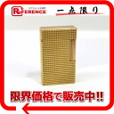 S テー Du Pont line 1L gas cigarette lighter 20M gilding gold 》 for 《
