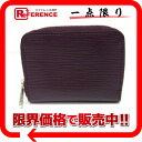 "Louis Vuitton EPI leather coin purse ""zippy coin purse"" Cassis M6015K ""enabled."""