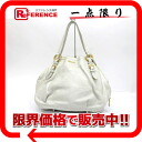 PRADA leather shoulder bag white BR4085 》 for 《