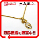 CHANEL 97A stone necklace gold 》 for 《