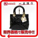 Dior lady dior enamel handbag black beauty product 》 for 《
