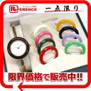 12 colors of gucci changing clothes change bezel watch Lady's watch gold quartz 11/12.2 》 for 《