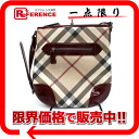 Burberry Nova check shoulder bag beige * 02P02Aug14 Bordeaux? s support.""