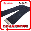 Burberry denim underwear Lady's jeans sample product trial product 38 blue 》 for 《