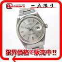 Rolex Datejust mens watch 1971-SS×WG automatic winding 1601 * outside belt? s support.""